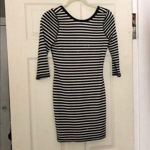 Small Express sweater dress